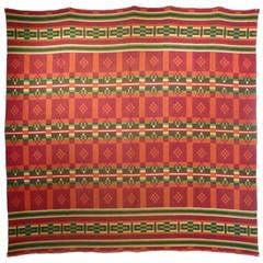 Vintage Horse Blanket.