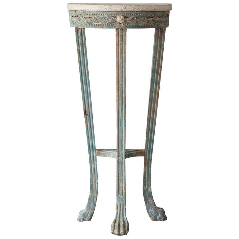 A Swedish Early Gustavian Period Console Table circa 1770 1