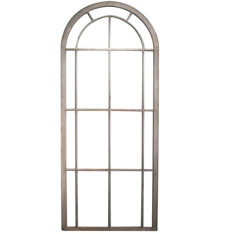 Palladian wooden window 1