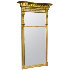Federal Giltwood Constitution Mirror
