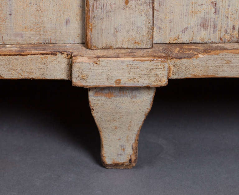 A Swedish Gustavian Period Sideboard Circa 1800 7