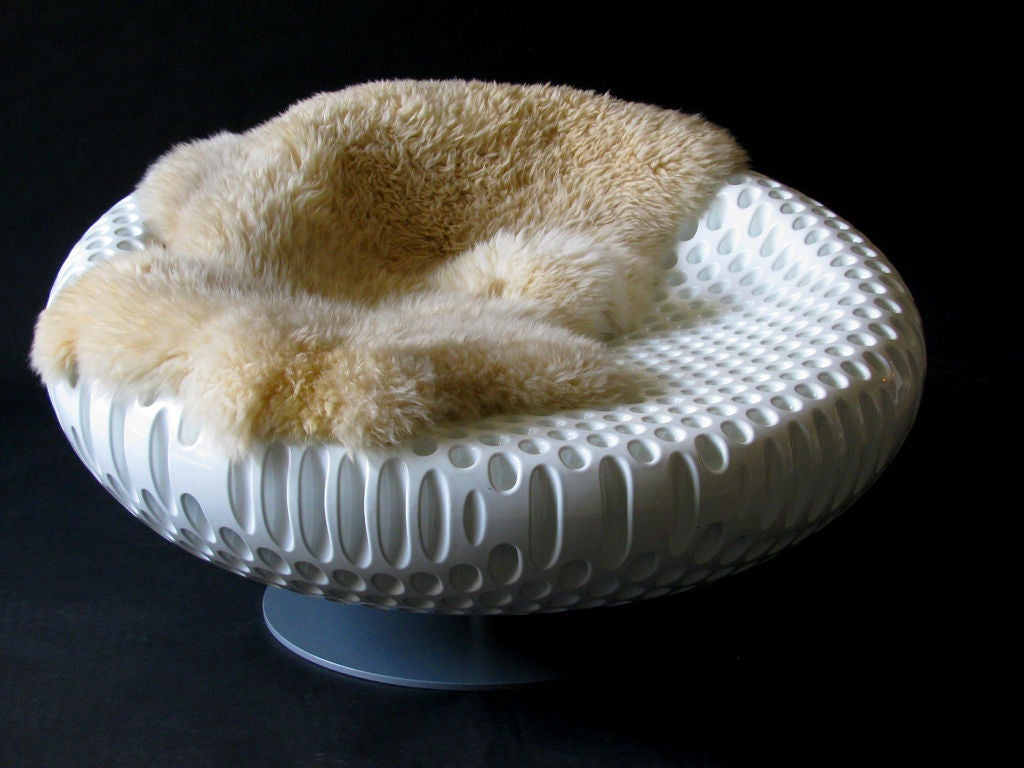 A Porro Truffle Chair By Jean Marie Massaud At 1stdibs