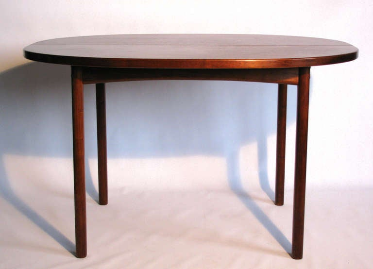 Rosewood Expandable Dining Table by Folke Ohlsson for DUX  : DUX8l from www.1stdibs.com size 768 x 554 jpeg 26kB