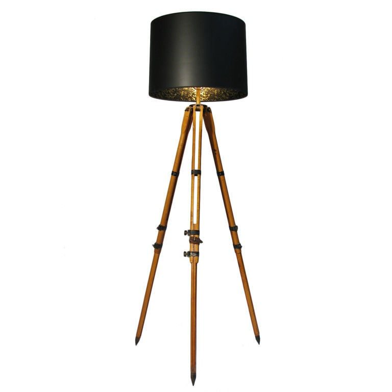 Xxx 8424 1327096796 1jpg for Surveyors floor lamp wood
