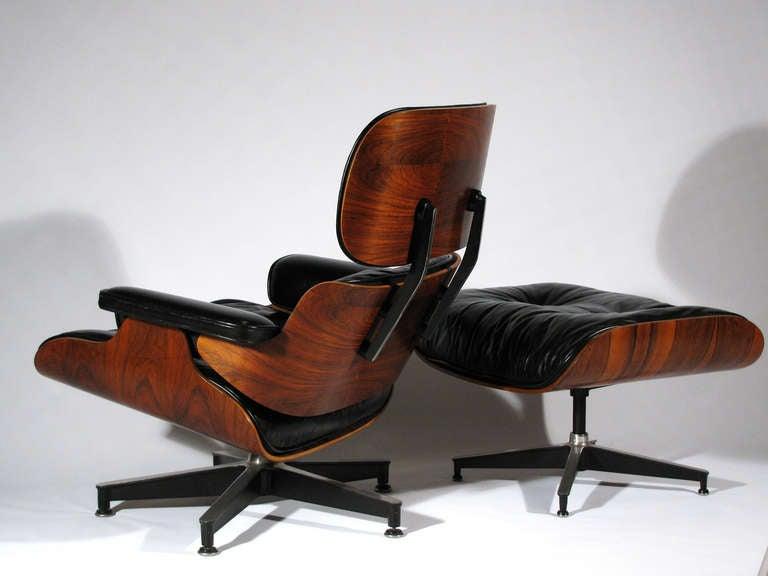 Herman Miller Ottoman Eames 174 Lounge Chair