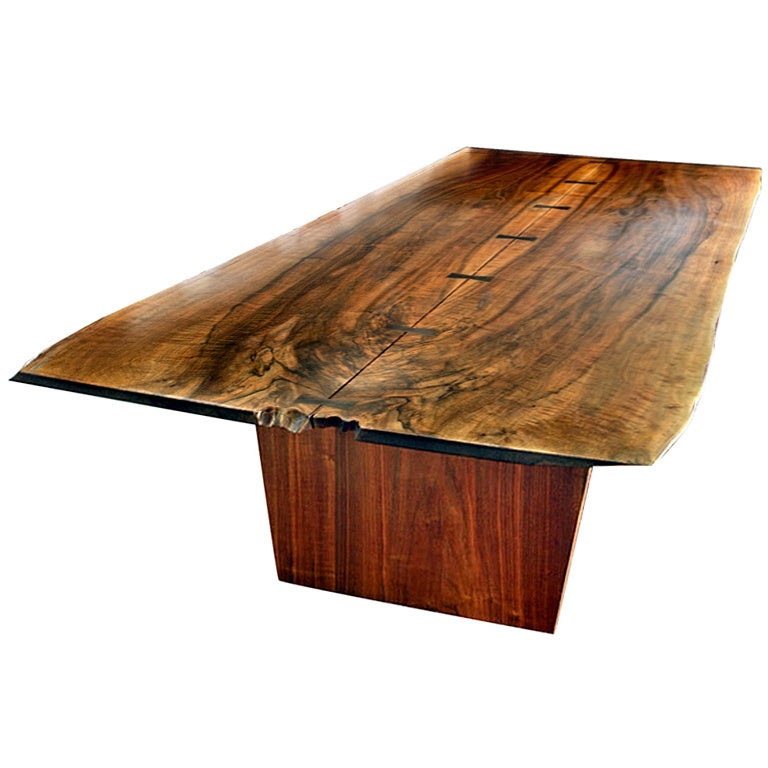 10 ft minguren iii dining table by george nakashima 1976 for 10ft dining table