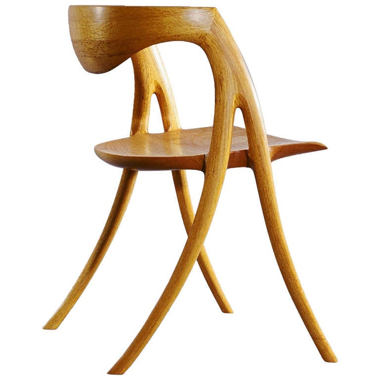 Brookhaven Chair By David Ebner At 1stdibs