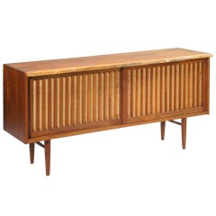 Special Sliding Door Cabinet by George Nakashima