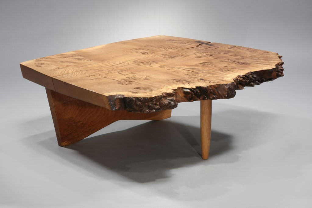 Conoid Coffee Table By George Nakashima Image 3