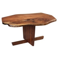 Minguren I Dining Table by George Nakashima