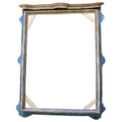 Early 19th Century Italian Painted Frame