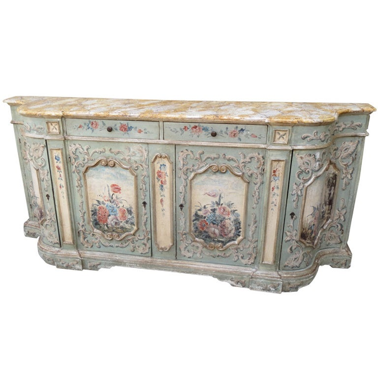 Xxx img for Italian painted furniture