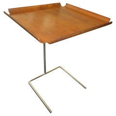 George Nelson Tray Table by Herman Miller