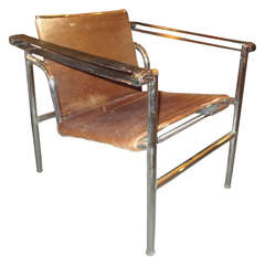 Corbusier LC1 in Pony Skin by Cassina Atelier International