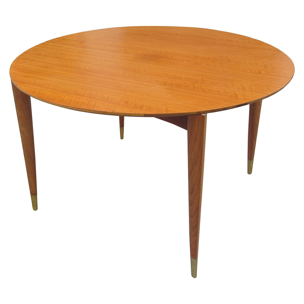 Gio ponti for m singer and sons dining table at 1stdibs for M s dining room tables