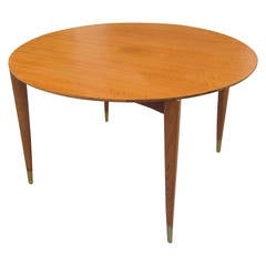 Gio Ponti for M. Singer and Sons Dining Table