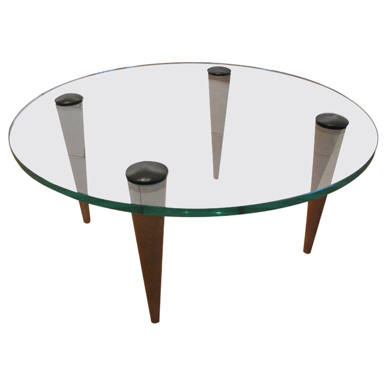 Gilbert Rohde for Herman Miller Coffee Table 1 - Gilbert Rohde For Herman Miller Coffee Table At 1stdibs