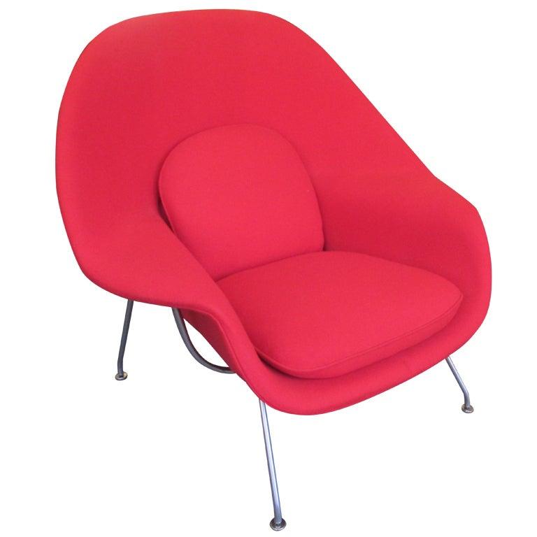Eero saarinen womb chair for knoll associates at 1stdibs for Knoll and associates
