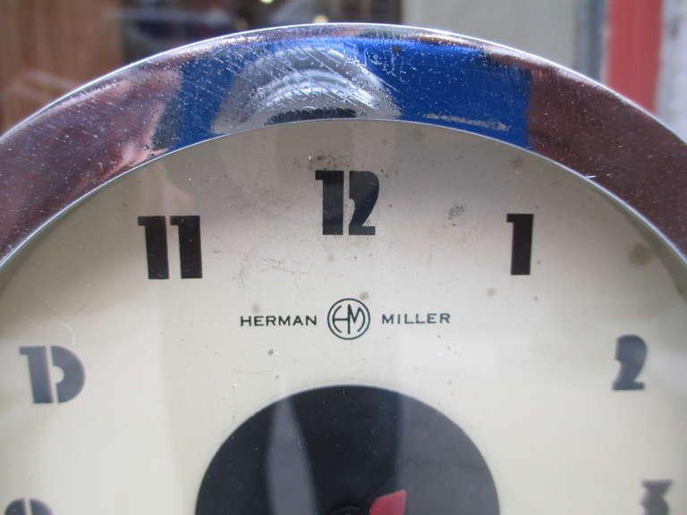 Gilbert Rohde For Herman Miller 1930 S Clock At 1stdibs