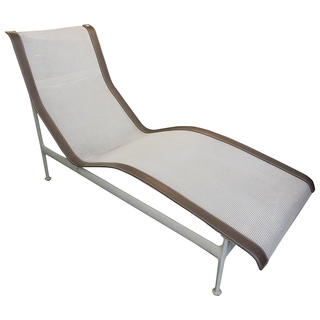 richard schultz outdoor chaise longue for knoll at 1stdibs. Black Bedroom Furniture Sets. Home Design Ideas