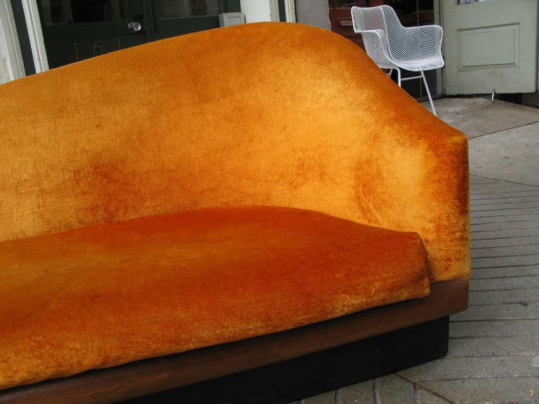 Adrian Pearsall For Craft Associates Sectional Sofa At 1stdibs