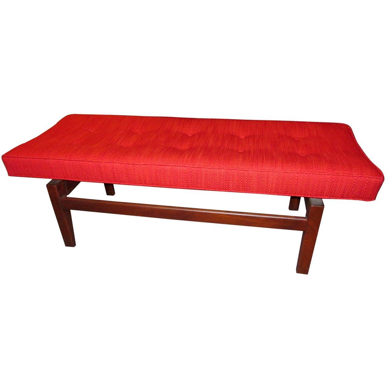 Jens risom floating bench for sale at 1stdibs - Jens Risom Floating Bench 1