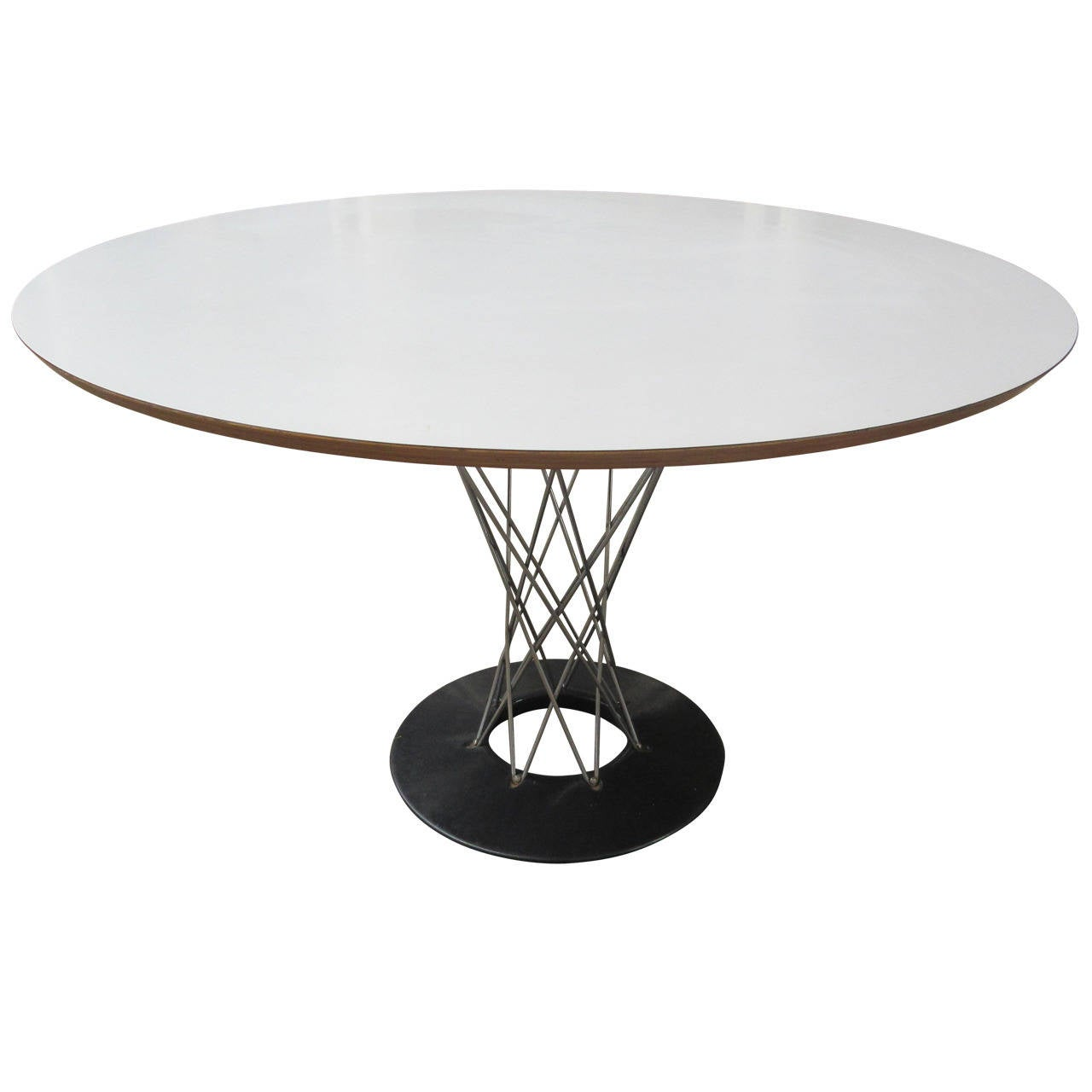 Noguchi For Knoll Cyclone Table Early Production For Sale At 1stdibs