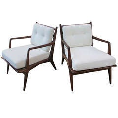 Carlo Di Carli Arm Chairs