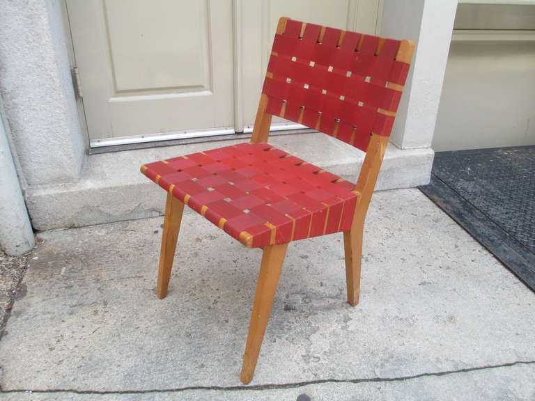 Jens risom chair by knoll associates at 1stdibs for Knoll and associates