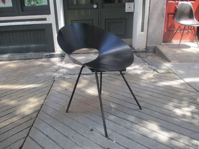 Donald Knorr 1949 Low Cost Design Winner Knoll Chair 7