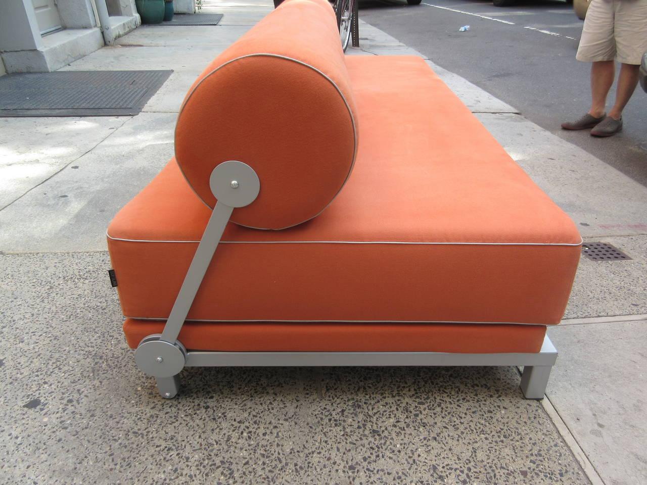 Modern Flemming Busku0027s Twilight Sleep Sofa By Softline For Sale