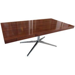 Rosewood Florence Knoll Partners Desk