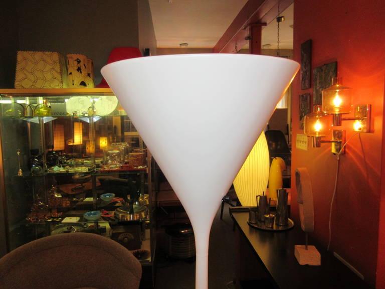 Nessen Studios Torchiere Floor Lamp 3