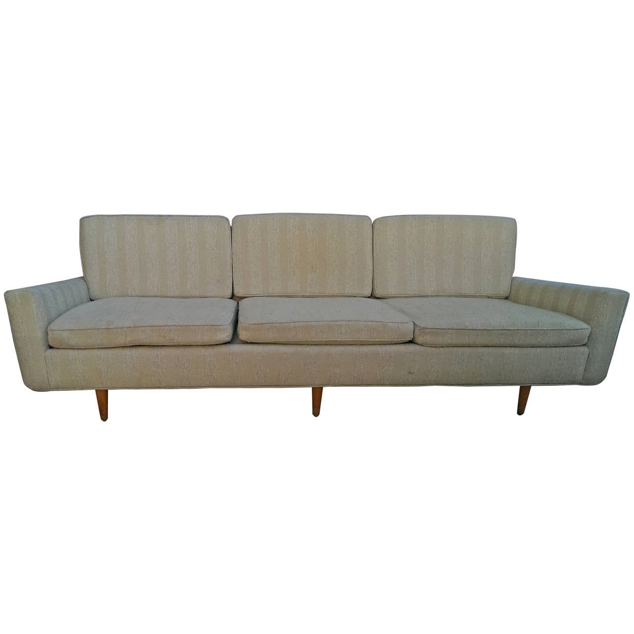 Florence knoll sofa by knoll associates at 1stdibs for Knoll and associates