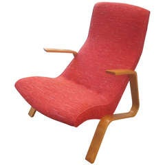 Eero Saarinen Grasshopper Chair by Knoll Associates