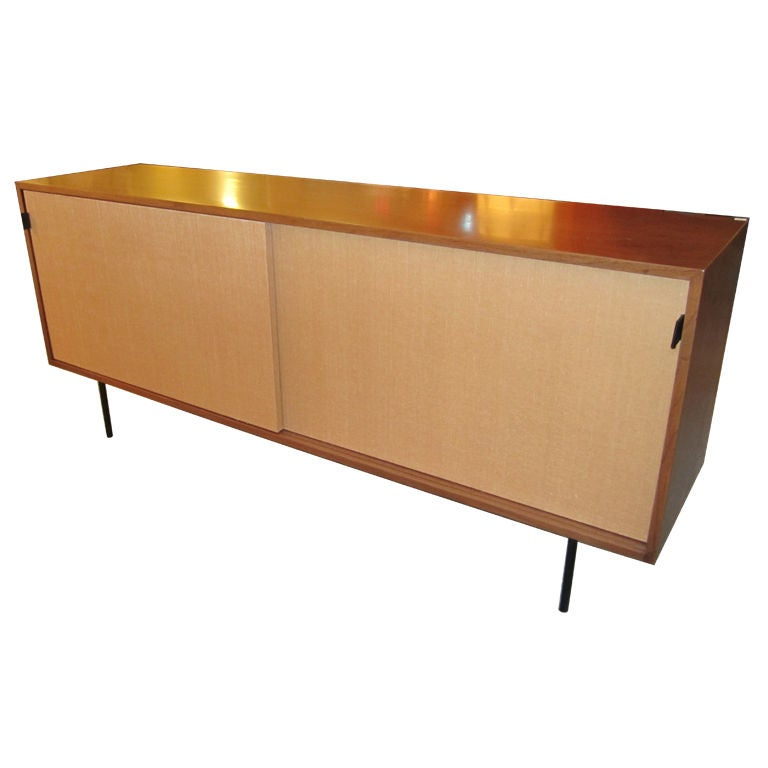 Florence Knoll Credenza For Knoll Associates At 1stdibs