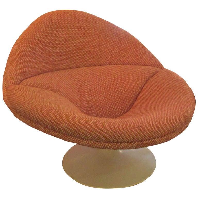 geoffrey harcourt for artifort lounge chair at 1stdibs. Black Bedroom Furniture Sets. Home Design Ideas