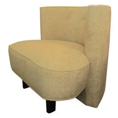 Moderne Chair in the Style of Billy Haynes