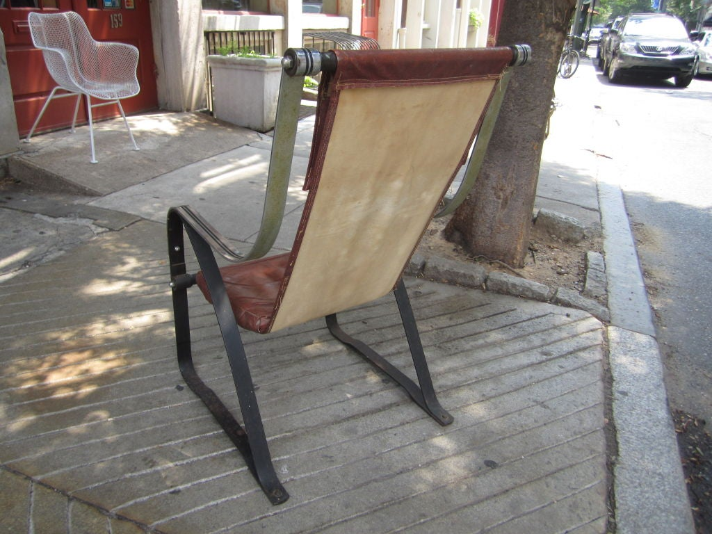 McKayCraft Springer Chair 3