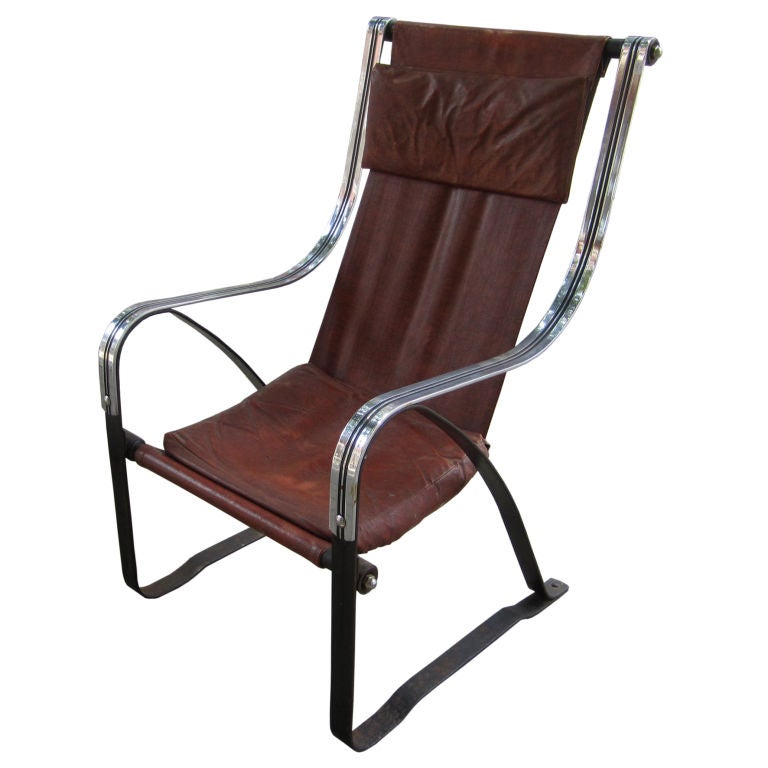 McKayCraft Springer Chair 1