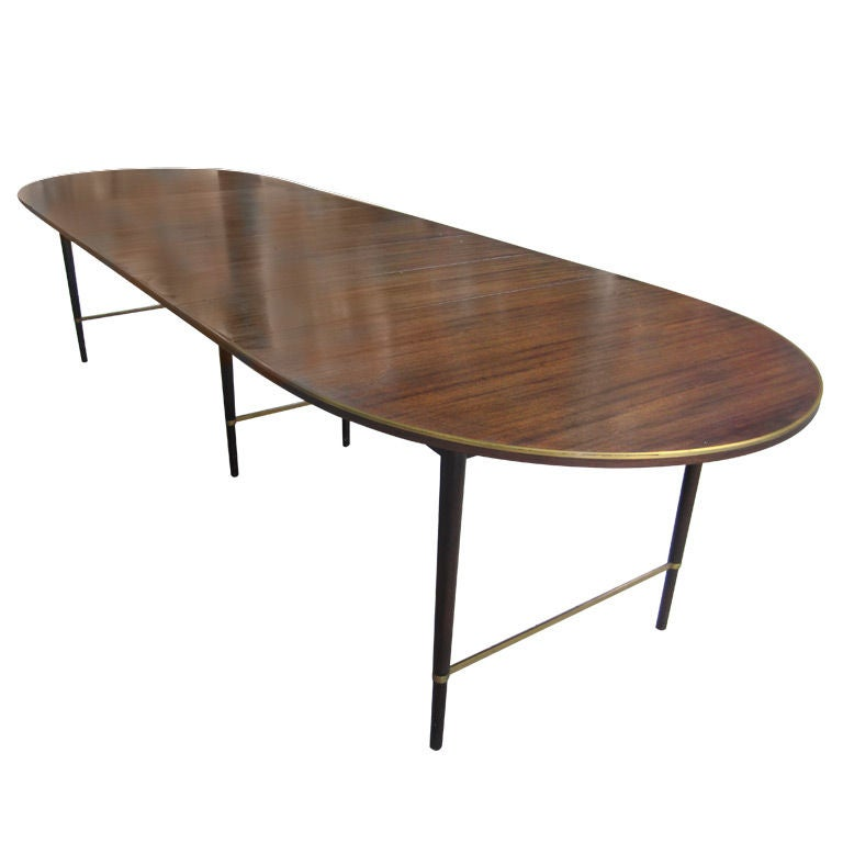 Paul McCobb Connoisseur Extention Dining Table by Directional