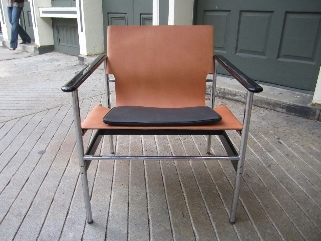 Charles Pollack 657 Armchair For Knoll Associates At 1stdibs