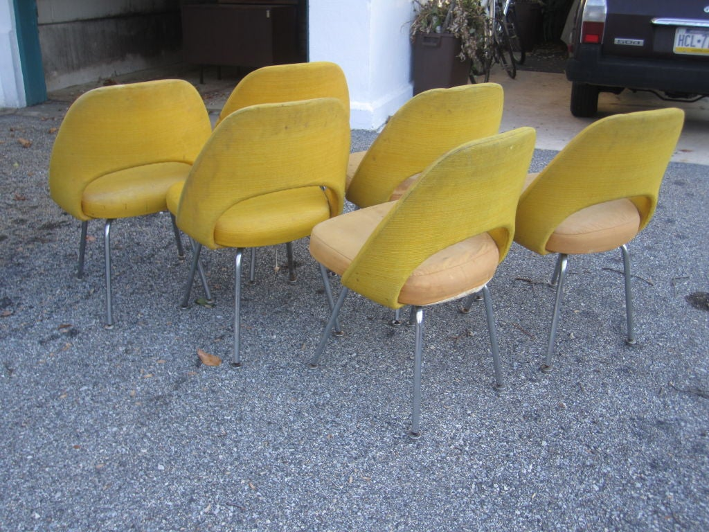 Eero saarinen for knoll associates eero saarinen tulip for Knoll associates