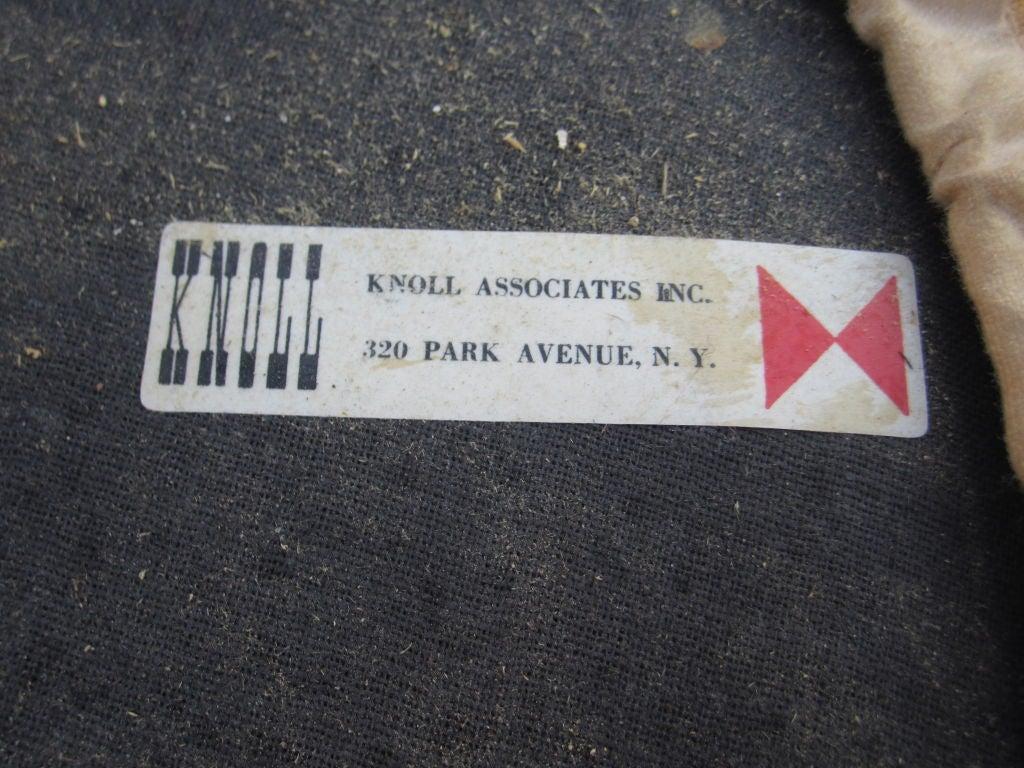 Six eero saarinen side chairs for knoll associates at 1stdibs for Knoll associates