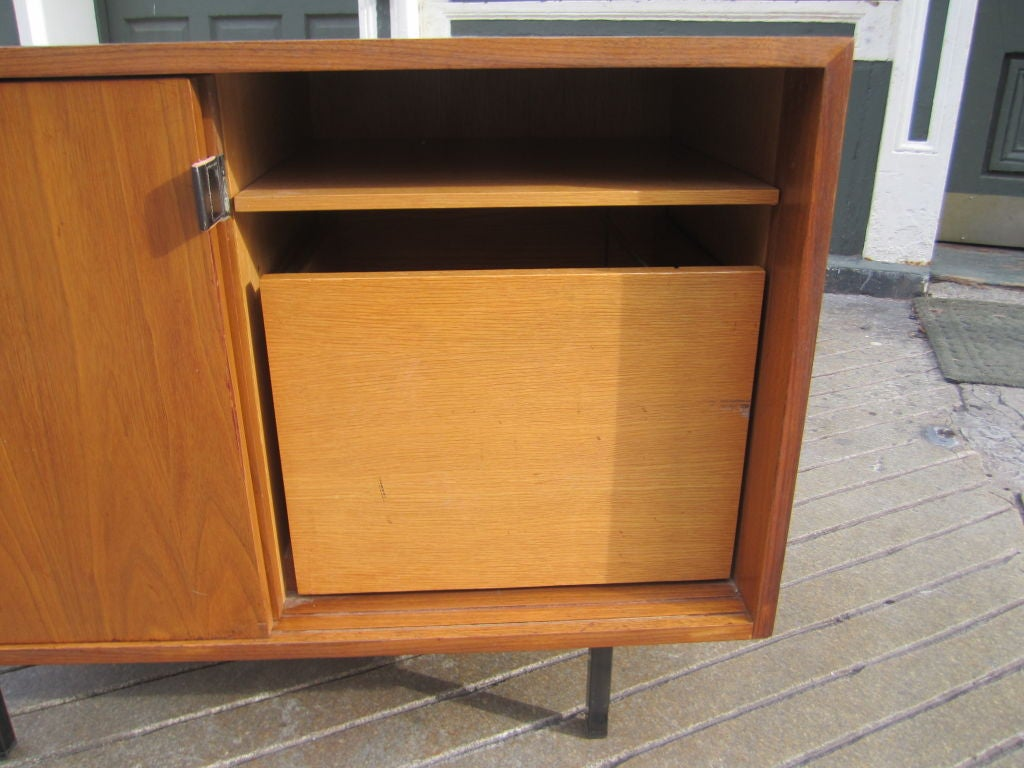 Florence Knoll Credenza For Knoll Associates Image 7