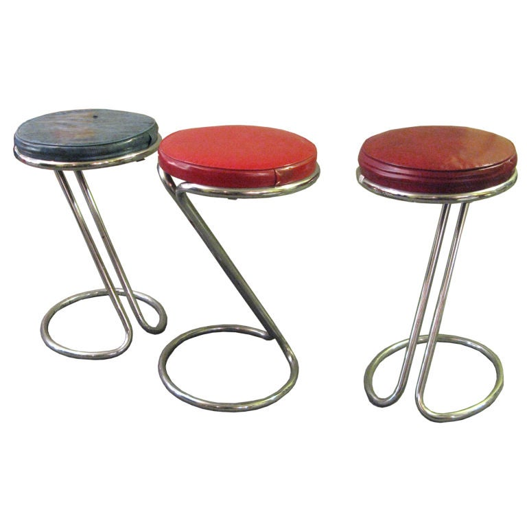 Gilbert Rohde for Troy Sunshade Stools at 1stdibs : XXX843013283011481 from www.1stdibs.com size 768 x 768 jpeg 42kB