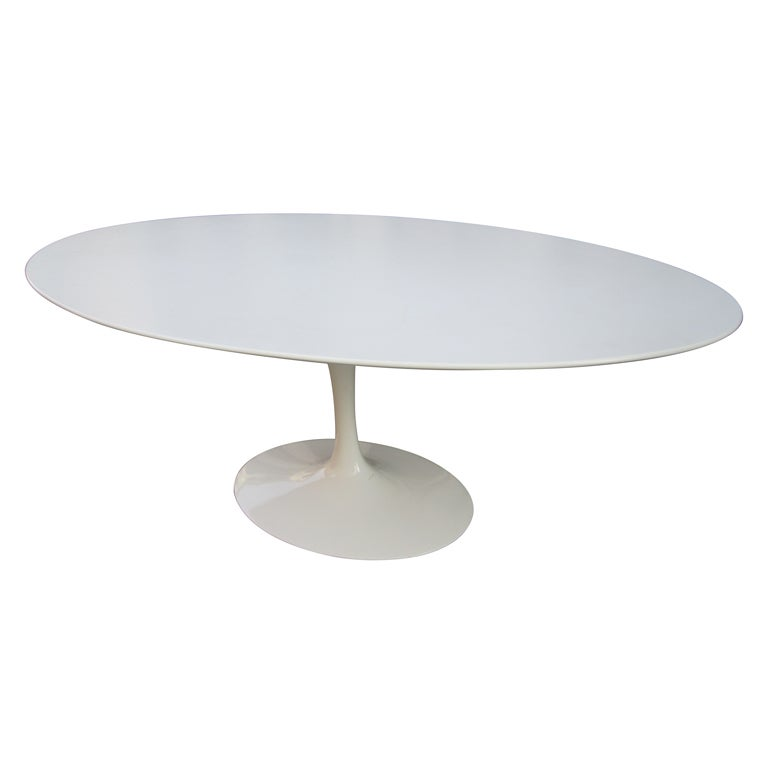 Eero Saarinen Oval Dining Table for Knoll at 1stdibs : XXX843013337421301 from www.1stdibs.com size 768 x 768 jpeg 12kB