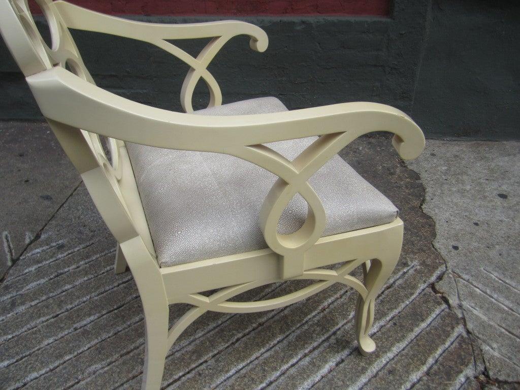 Upholstery Frances Elkins Loop Chair