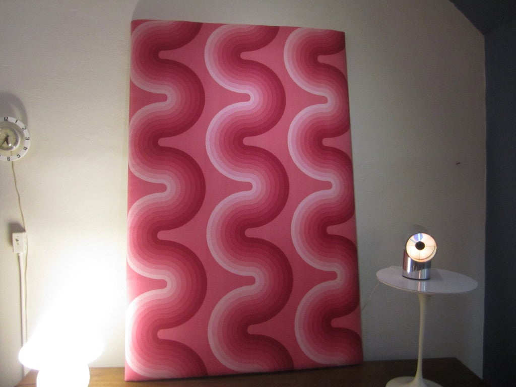Verner Panton Spectrum Fabric for Mira X image 2