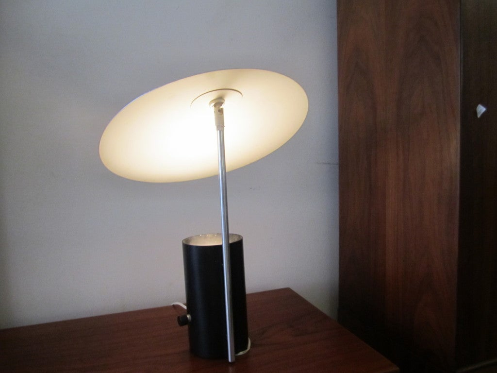 George Nelson 1/2 Nelson Lamp By Koch And Lowy 4